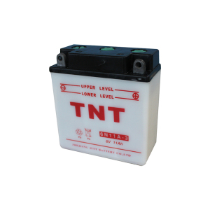 Best price mf lead acid motorcycle battery 6v 11ah lead acid motorcycle battery dry charged battery