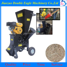 High quality multi-purpose agriculture waste shredder/mini wood chipper for sale
