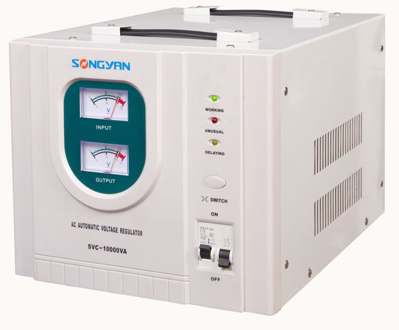 Home Voltage Stabilizer 220V 50/60Hz 5Kw 8Kw 10Kw, automatic voltage regulator 220v stabilizer,voltage regulator/stabiliser