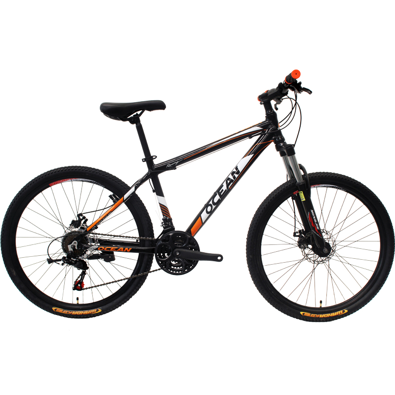 Cheap MTB <strong>cycle</strong> 26 inch Alloy frame Steel lockout suspension fork Double wall rim Disc brake 21 speed MTB <strong>cycle</strong>