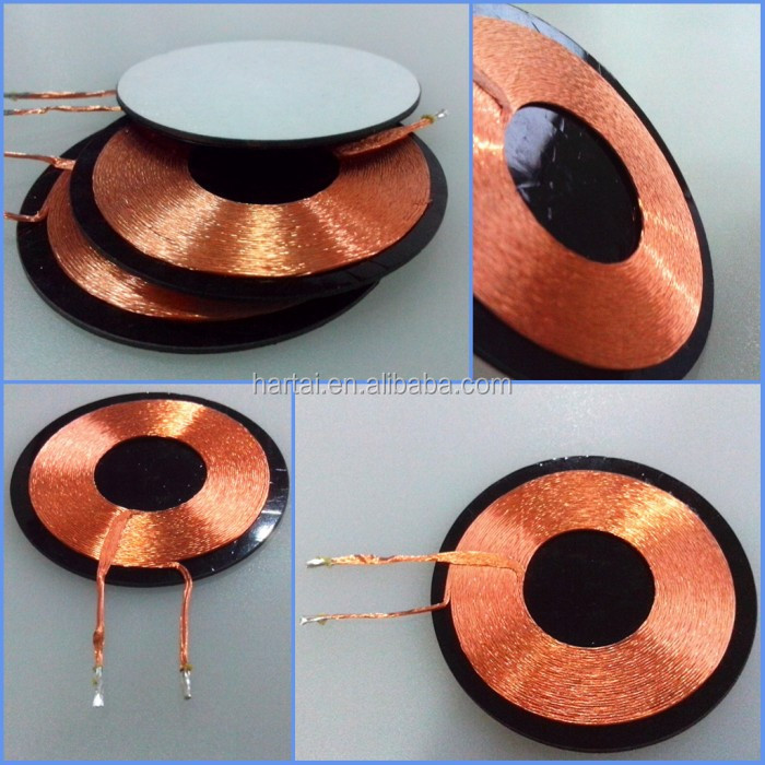 Self-bonded Copper Wire Electric Coil Wire,Wireless Power Coil With ...