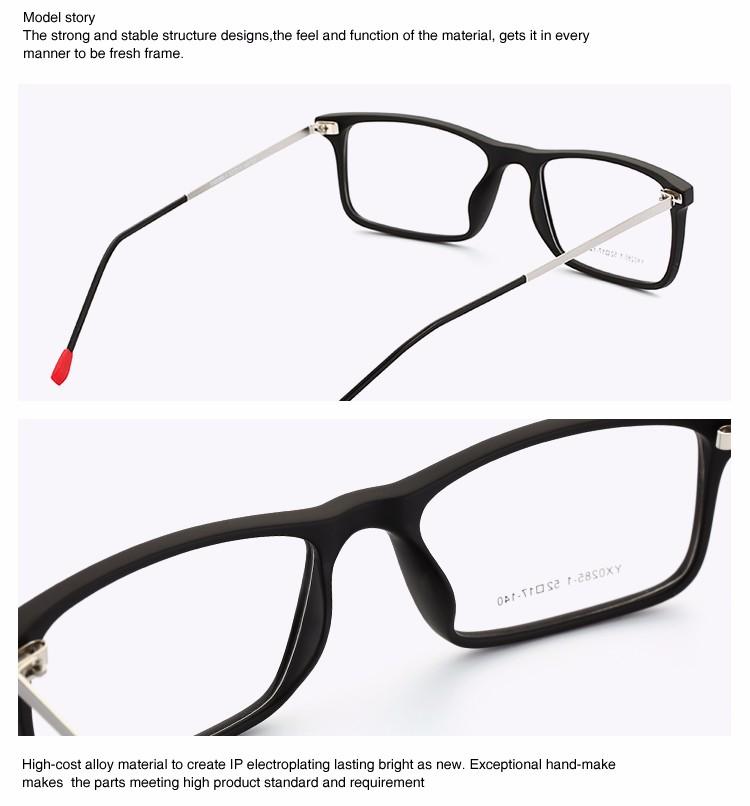 Yx0285-1 High Grade Eye Glasses Frames Men Eyeglasses,New Trend ...