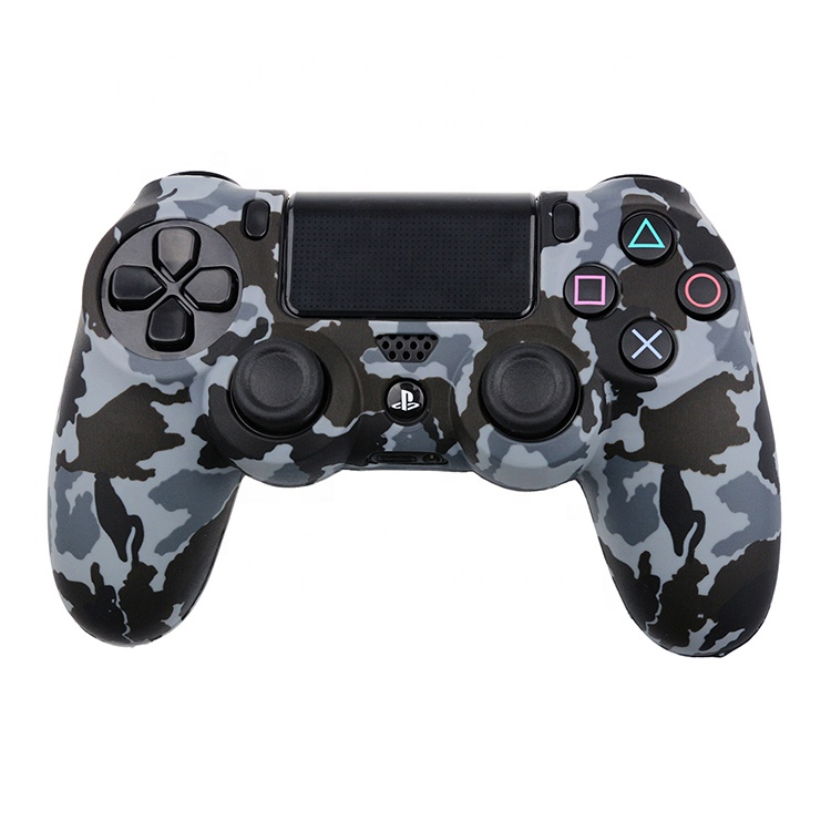 Accessories Silicone Cover Case Skin for Sony PS4 Playstation 4 Pro Controller