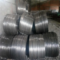 hot sale 4mm soft annealed black steel wire factory for making nails