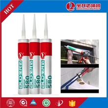 BLD580 Acetic Silicone Sealant for glass Doors and Windows