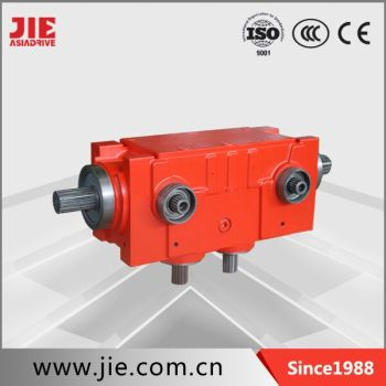 JN agricultural machinery Gear units