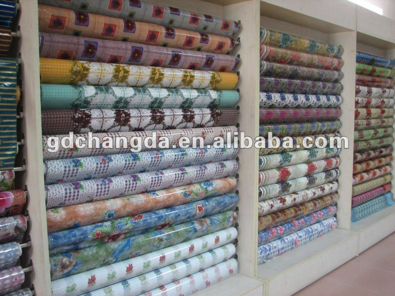 Printed Plastic Tablecloths Table Cover Rolls Product On Alibaba