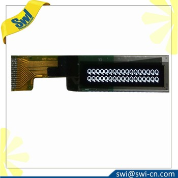 0 91 Inch 128x32 Oled Display Module - Buy 128x32 Oled