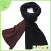 Fashion joint hand knitting scarf double knit scarf pattern