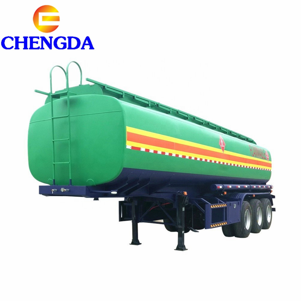 3 Axles Gallon Diesel 40000 45000 50000 Liters Gasoline Fuel Tank Oil  Tanker Semi Trailer - Buy 10000 Gallon Fuel Tank,3 Axles 10000 Gallon Fuel