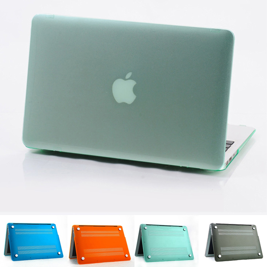 Waterproof Case for Macbook Pro,For Macbook Crytal Clear Transparent Cover Case