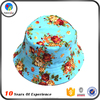 Cheap price custom printed bucket hats for women