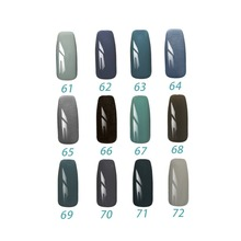 Free shipping Grandma Gray Series 6 pcs MIJIQUAN Gel Nail Polish 15ml 12 colors for choice