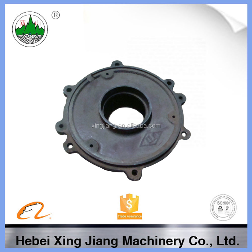 Main Shaft Manufacturer Drive Shaft Cover for Powder Metallurgy Machine