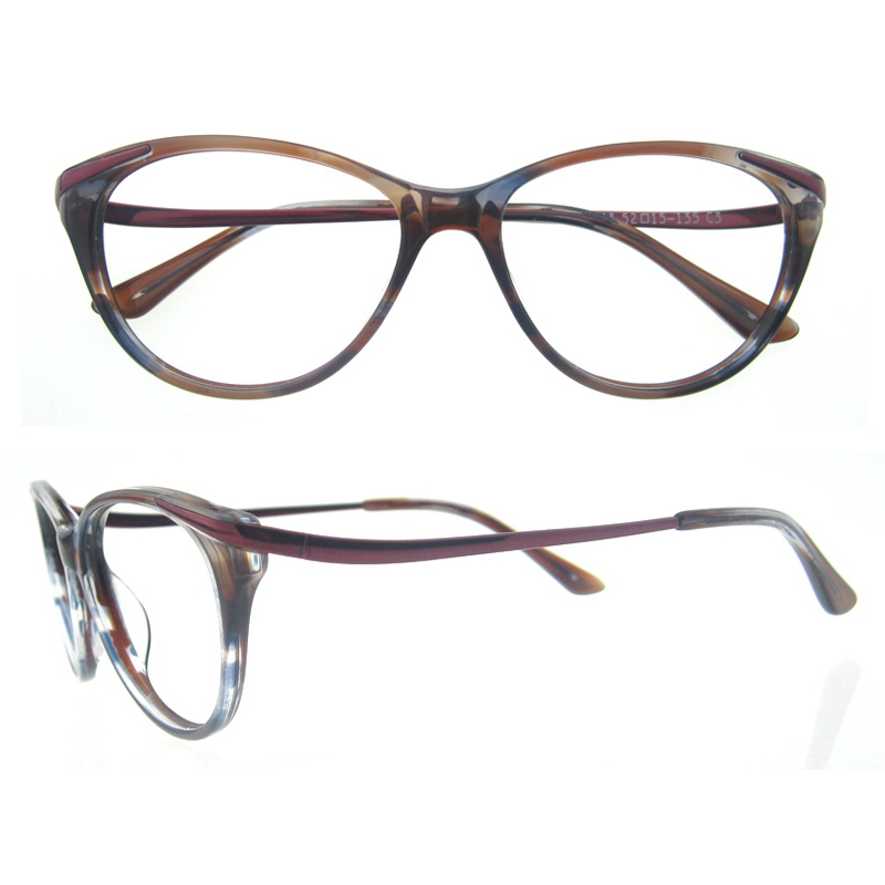 Moda estilo coreano marco de cristal gafas de Marco nuevo modelo de ...