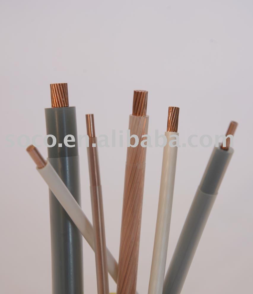 Halogen Free XLPE Insulated Wire