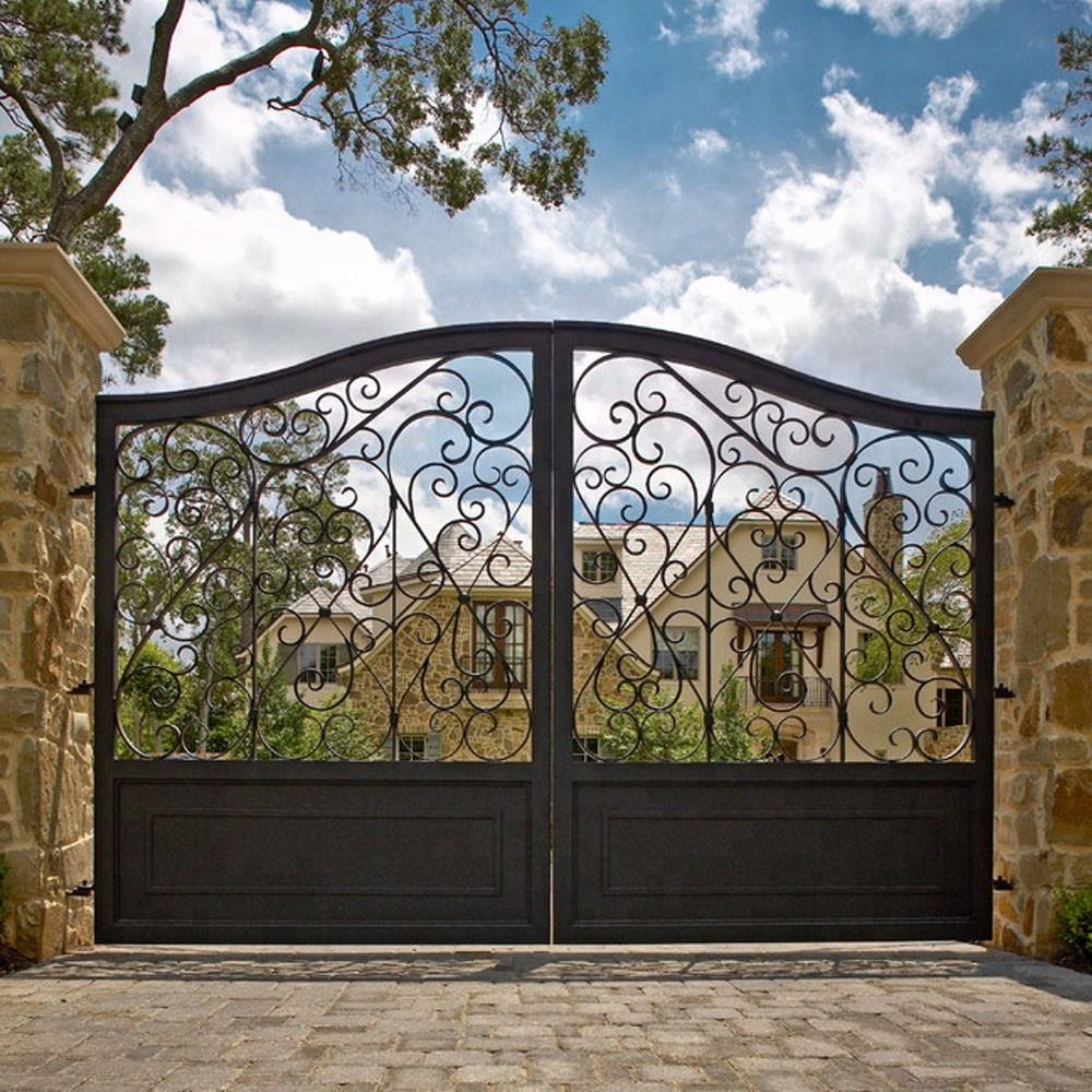 Wrought Iron Sliding Gate Designs For Homes Buy Sliding