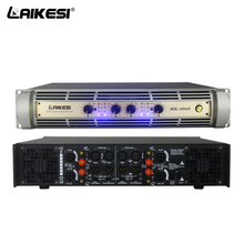LAIKESI AUDIO Professional 4 channel power amplifier mixer amplifier