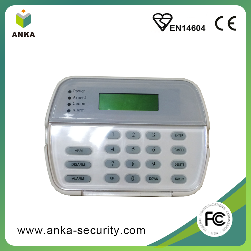 Hot Sale variety flexible interface GSM burglar alarm system control panel