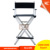 Folding Salon Chair make up chair, salon styling chair portable barber chair, portable salon canvas folding make up chair