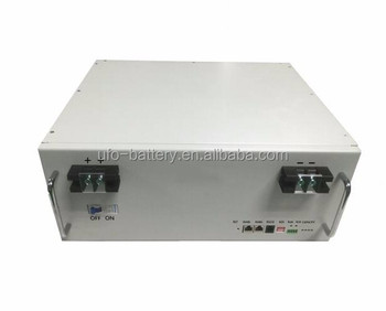 Small solary storage battery pack 48V 100Ah 4.8KW