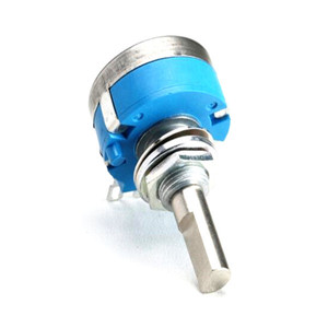 RVQ24YN03 rotary potentiometer 10k with ip67 waterproof