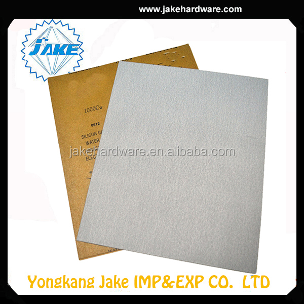 2015 Cheapest And Fashionable Dry Or Wet Eagle Abrasive Paper