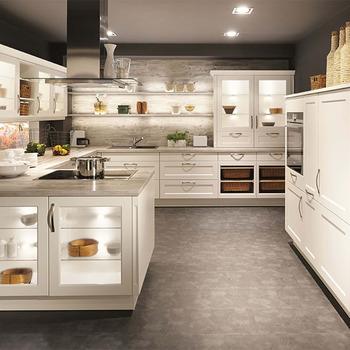 Kreatives Design Moderne Kuchenschranke Glasgelandersystem Buy