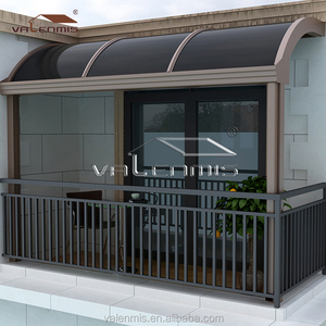 High quality cheap outdoor shade canopy window Awning with aluminium alloy