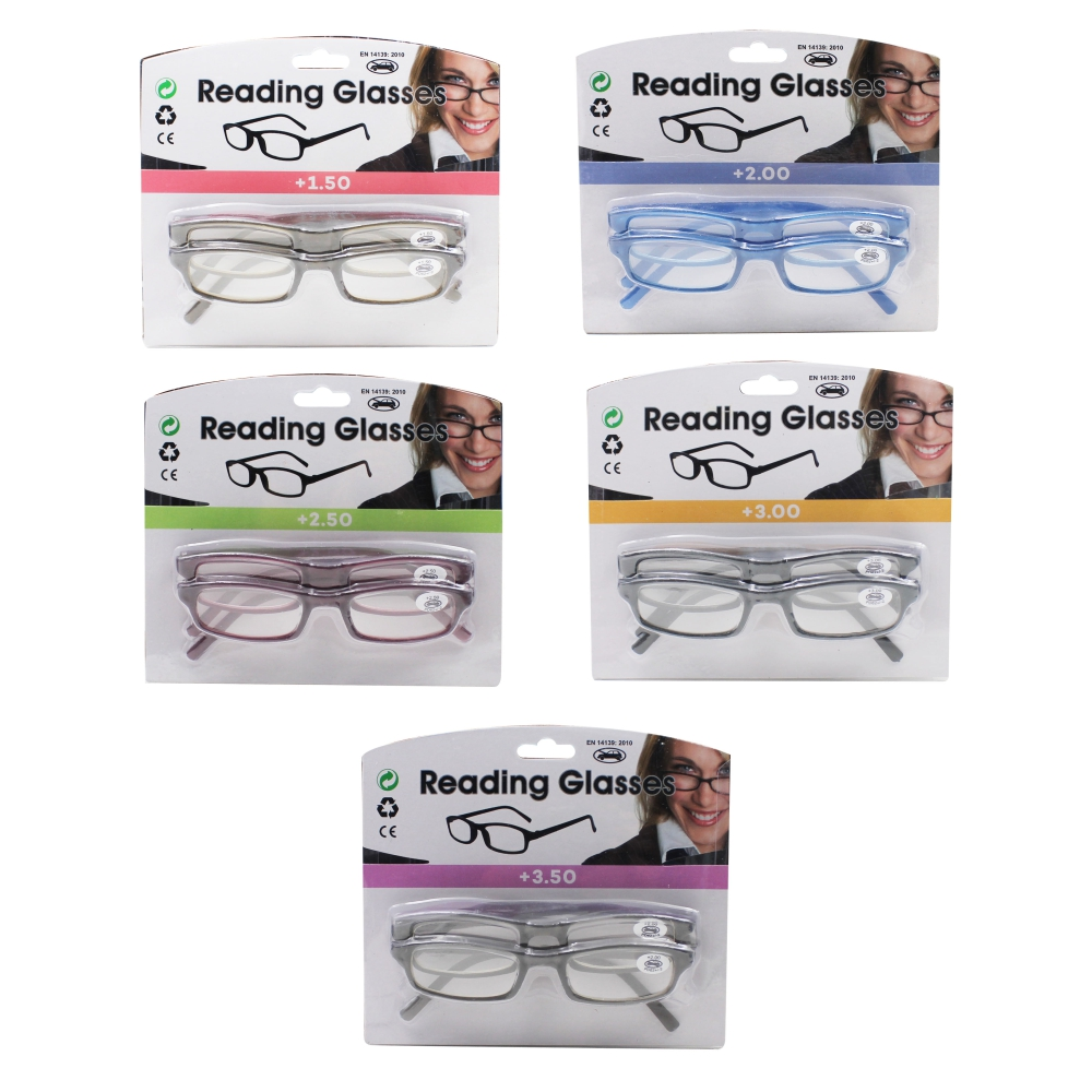New cheap slim frosted reading glasses