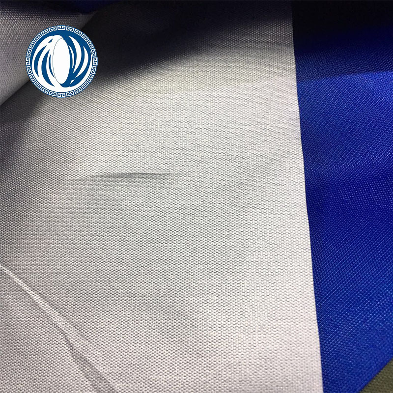 fabric <strong>polyester</strong> 100 waterproof 170t silver taffeta stocklot for car cover fabric manufacturer with factory price