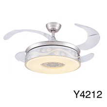 Fine Looking Cheap Price Electric No Blades Ceiling Fan