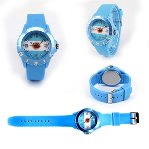 2018 fashion world cup cheering watch promotional silicone sport watch