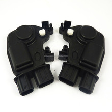New Left & Right Pair Set Power Door Lock Latch Actuator Driver Passenger for Honda 72115S6AJ0172155S5PA11