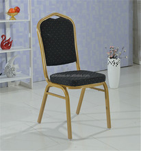 Wholesale restaurant stacking iron used hotel banquet chairs