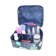 SUPER JOURNEYING Waterproof Portable Large-Capacity Travel Makeup Cosmetic Case Portable Brushes Case Toiletry Bag