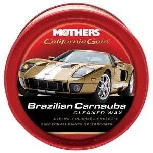 Mothers California Gold Brazilian Carnauba Cleaner Wax Paste - 12oz-By BlueTECH