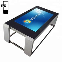 49 inch children lcd panel touch screen pc all in one pc computer multi-purpose touch screen tablet kiosk game table