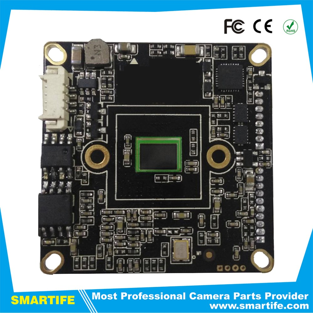 2 Megapixels MP IP Module 32*32 security monitoring surveillance network camera chipset motherboard mainboard