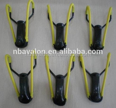 China wholesale metal slingshot sling shot / High quality slingshot / Rubber band slinshot trade assurance supplier