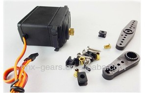 GuangDong 30KG 360 degree rotation servo