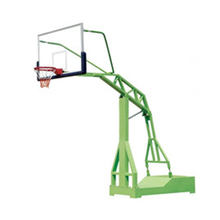 Basketball pole and backboard Portable Basketball Stand