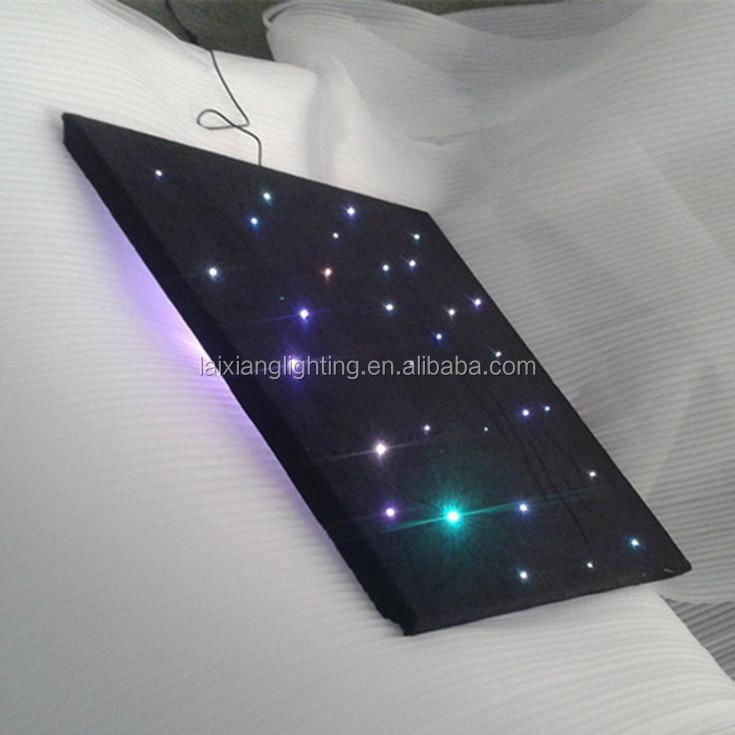 Elegant Ceiling Decoration El Light Panel, Fiber Optic Sky Star Ceiling Panel Lamp  ,giving Shooting