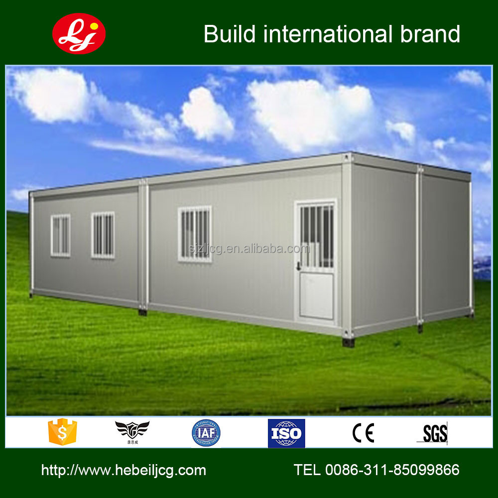 Transportbeh lter haus fertighaus modularen container for Container haus anbieter