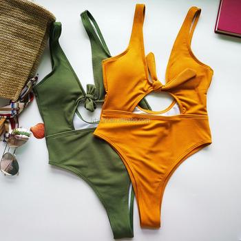 bd119dbd42 2018 brésilien maillot de bain femmes plus la taille pas cher sexy maillots  de bain Multicolore
