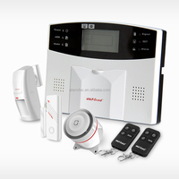 Buy House best GSM PSTN wireless alarm in China on Alibaba.com