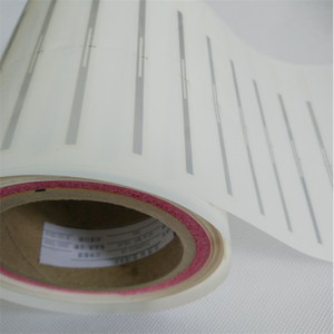 FlIP Chip Etching rfid uhf wet inlay for Access Control system