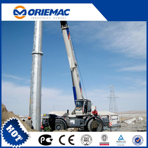 chinese brand Zoomlion 75t high quality rough terrain crane RT75