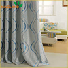 curtain design new model blackout print curtains made in china