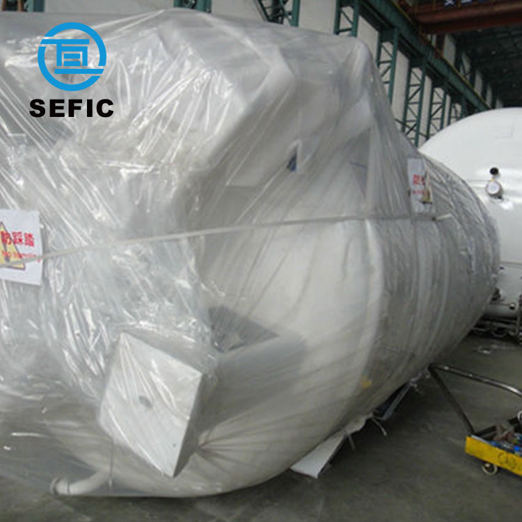Newest Stainless Steel Cryogenic CFL-20/0.6 Methane Gas Tank